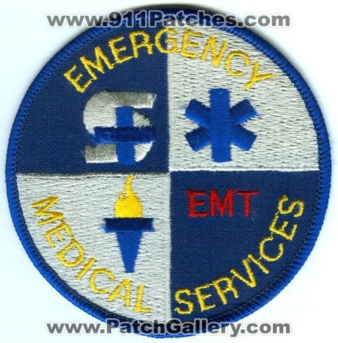 Swedish Medical Center Emergency Medical Services EMS EMT Patch Colorado CO