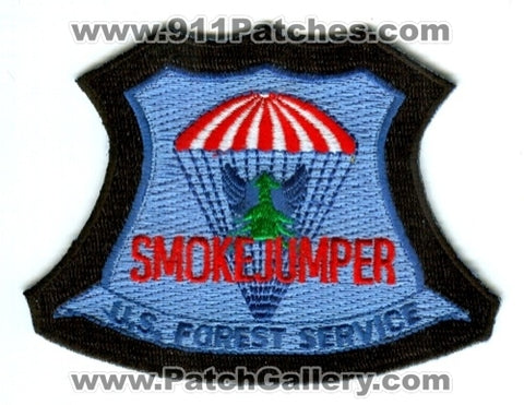 United States Forest Service USFS Smokejumper Wildland Fire Patch Washington DC