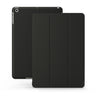 iPad 9.7 2017 & 2018 Dual Carbon Fiber Black Case
