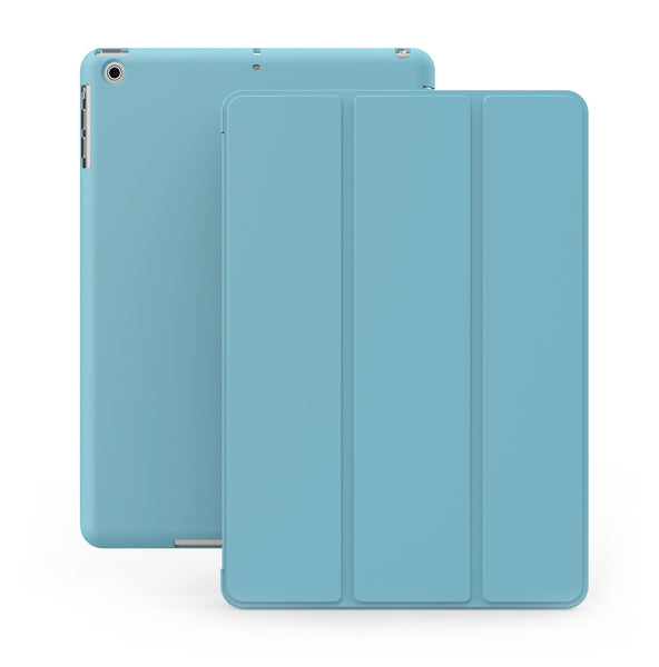 iPad 9.7 2017 & 2018 Dual Blue Case