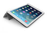 iPad Air Dual Grey Black Case