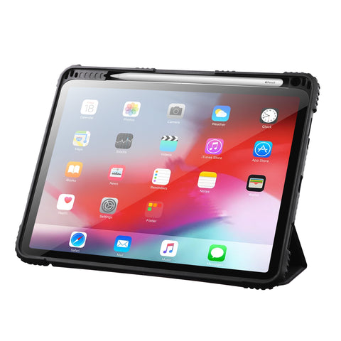 iPad Pro 12.9 (4th Gen 2020)- Shockproof - Black