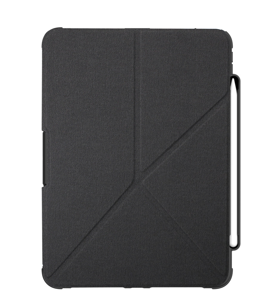iPad Air 4 10.9 2020 Dual Origami Hybrid Antishock with Pen - Black (712198147015)