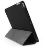 iPad 9.7 2017 Dual Carbon Fiber Black Case