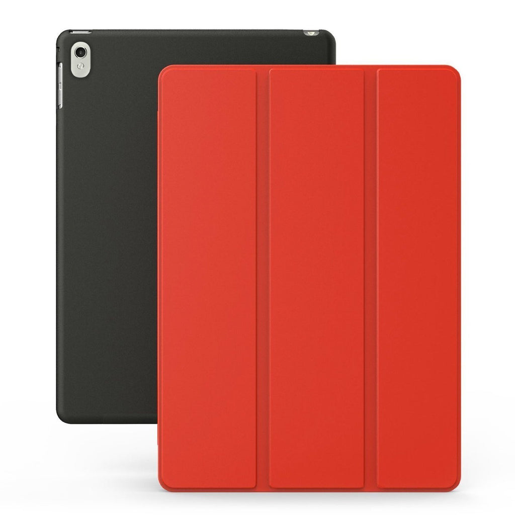 iPad PRO 9.7 Dual Red Black Case