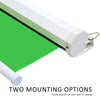 Collapsible Pull-Down Green Screen XL