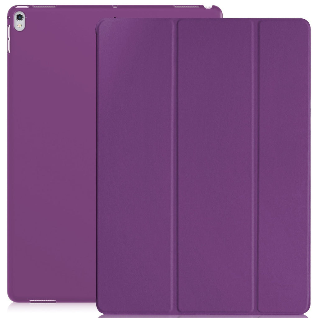 iPad PRO 12.9 2 / 2nd (2017) Dual Purple Case