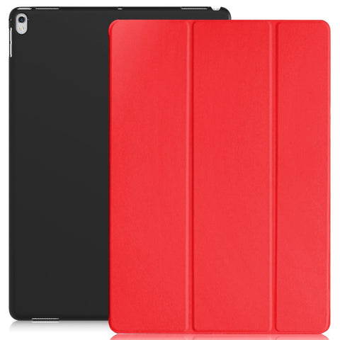 iPad PRO 12.9 2 / 2nd (2017) Dual Red Black Case