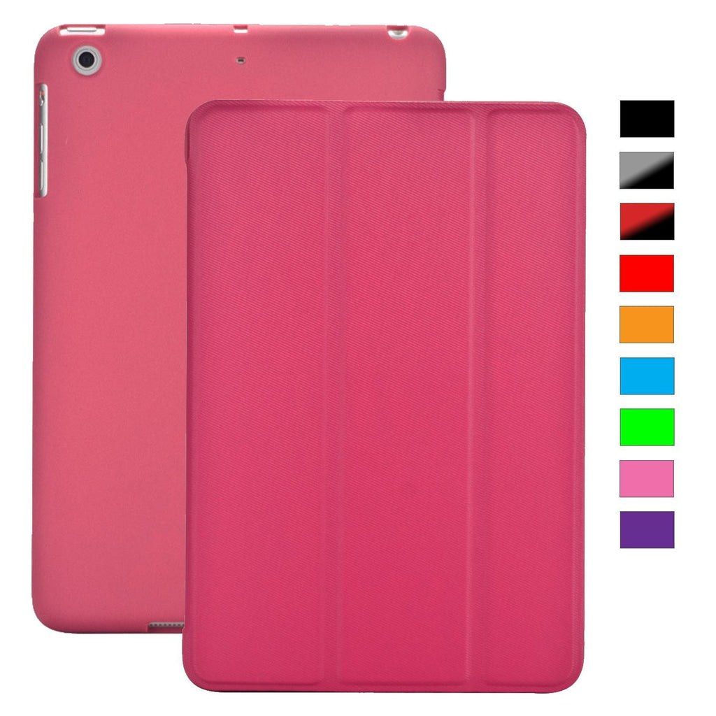 iPad Mini 4 Dual Dark Pink Case