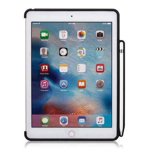 iPad Pro 9.7 Inch Back Cover - Companion Cover - With Pen holder