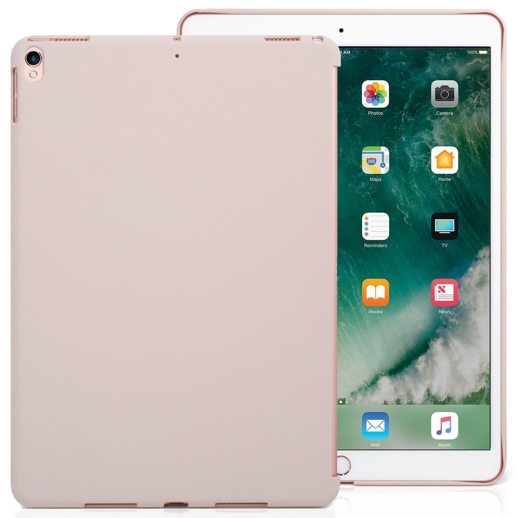 iPad Air 3 10.5 (2019) / iPad Pro 10.5 (2017) Companion Cover Case - Perfect match for Apple Smart keyboard and Cover - PINK SAND