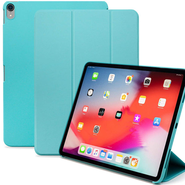 iPad 10.2 (2020, 2019) Origami See Through - Mint Green (712198147862)