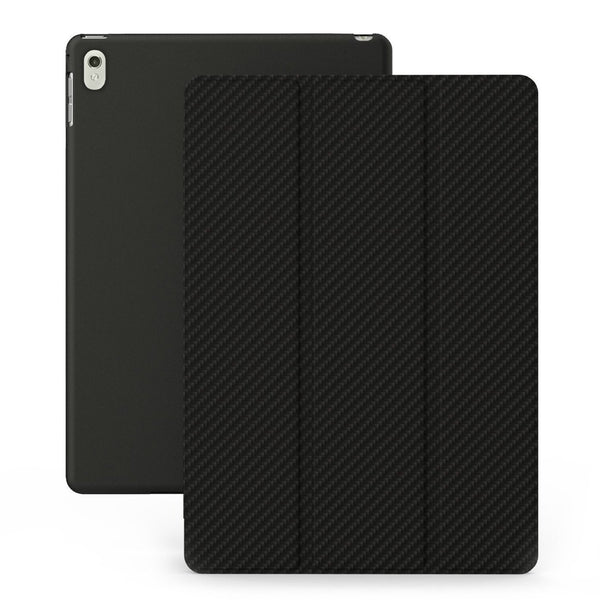 iPad Air 3 10.5 (2019) / iPad Pro 10.5 (2017) Dual Carbon Fiber Black Case