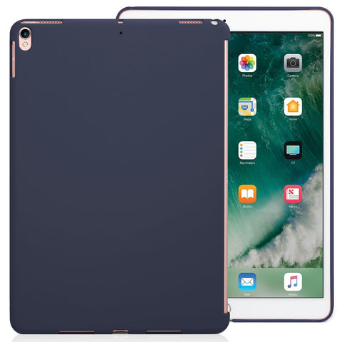 iPad Air 3 10.5 (2019) / iPad Pro 10.5 (2017) Companion Cover Case - Perfect match for Apple Smart keyboard and Cover - Midnight Blue