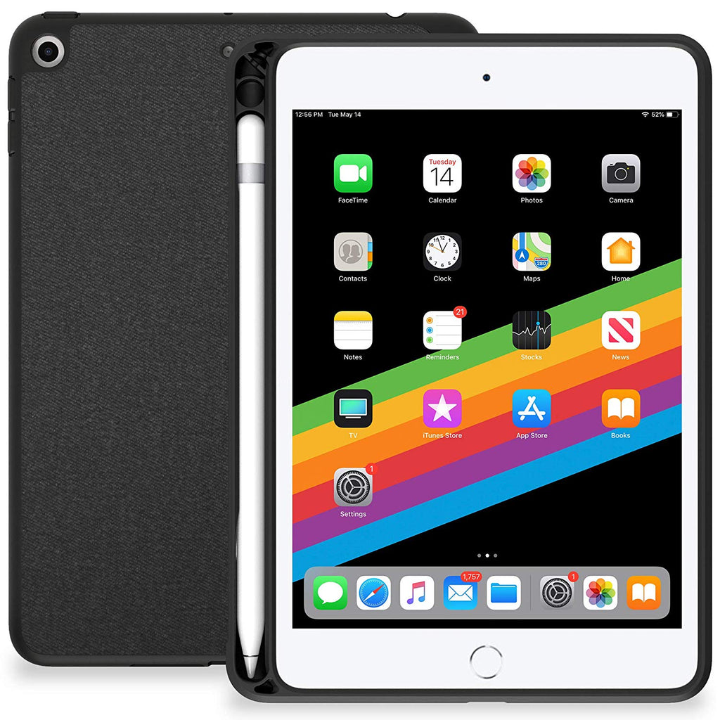 iPad Mini 5 - 2019 - Back Pen - Black