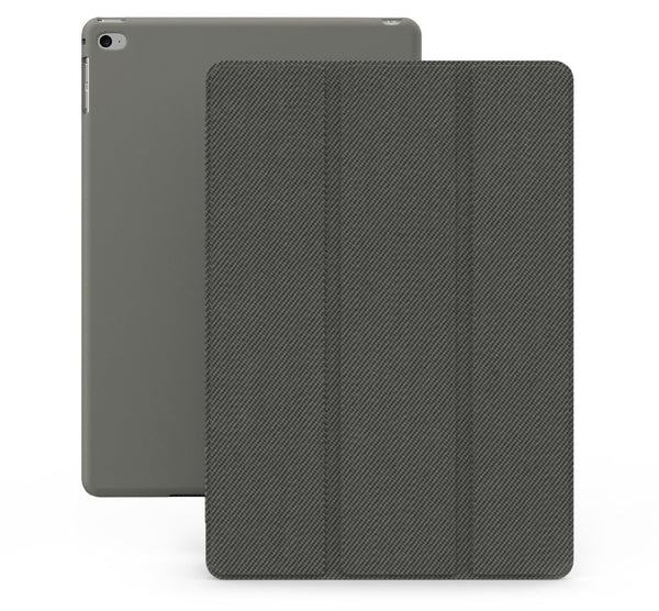 iPad 9.7 2017 & 2018 Dual Gray Case