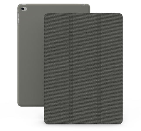 iPad Air 2 Dual Gray Case