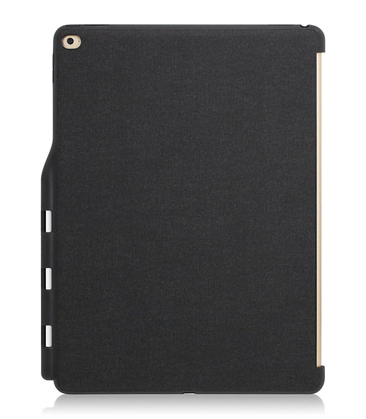 iPad Pro 12.9 Inch Back Cover - Companion Cover - With Pen holder - Perfect match for smart keyboard
