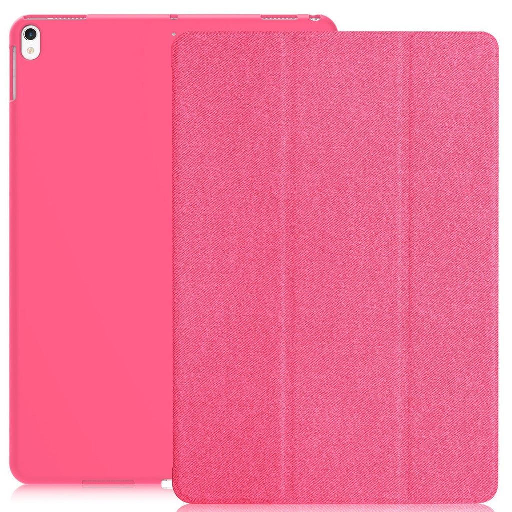 iPad Air 3 10.5 (2019) / iPad Pro 10.5 (2017) Dual Dark Pink