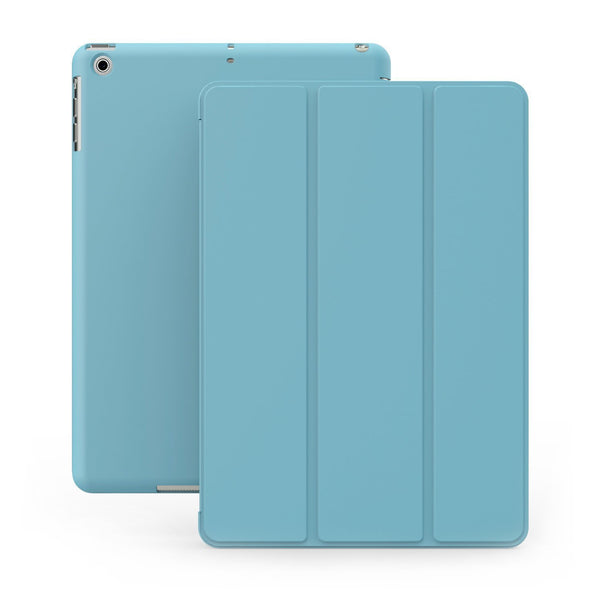 iPad 2/3/4/Retina Dual Blue Case