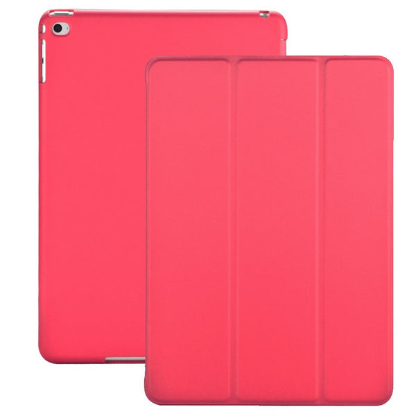 iPad 9.7 2017 & 2018 Dual Dark Pink Case
