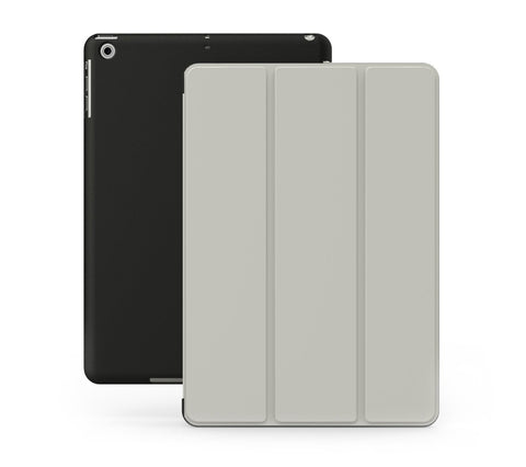 iPad 2/3/4/Retina Dual Grey Black Case