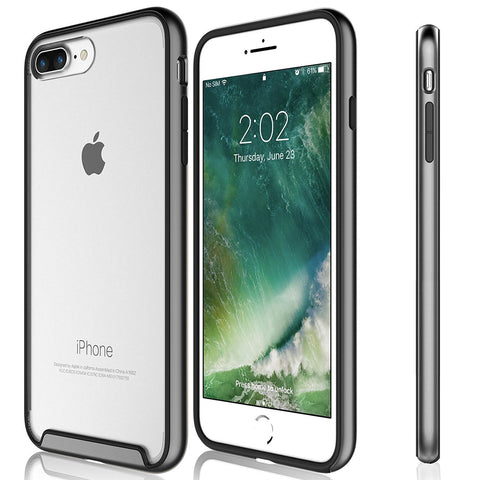 iPhone 8 Plus / iPhone 7 Plus Case - Essence - Grey