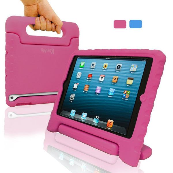 Apple iPad 2 / iPad 3 / iPad 4 SAFEKIDS Case - Pink