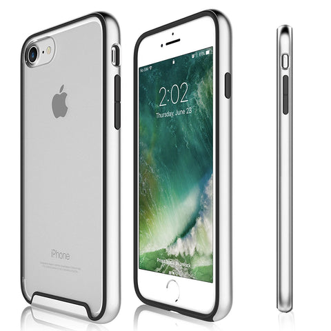 iPhone 8 / iPhone 7 Case - Essence - Silver