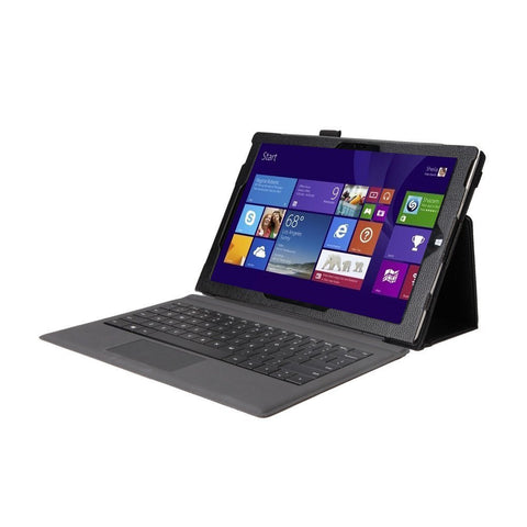 Microsoft Surface Pro 3 - Black Leather