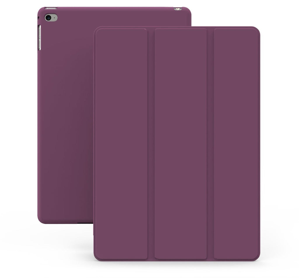 iPad Mini 4 Dual Purple Case