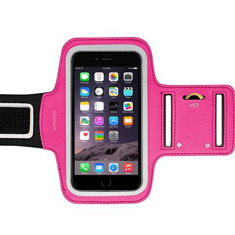 iPhone XS, X, 8, 7, 6/6S - Sports Armband Pink