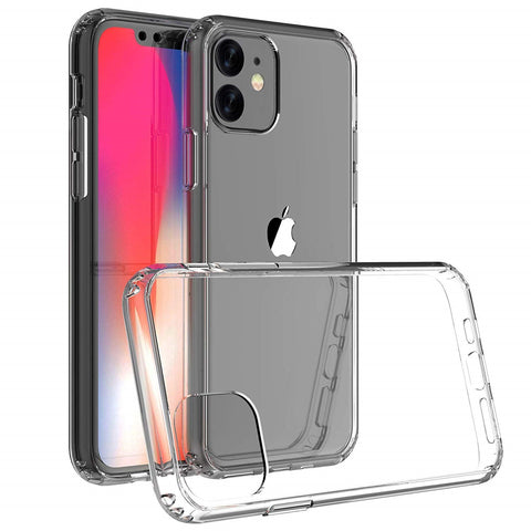 iPhone 11 (6.1 inch) Hybrid Clear