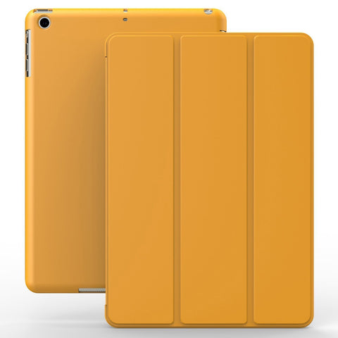 iPad 2/3/4/Retina Dual Orange Case