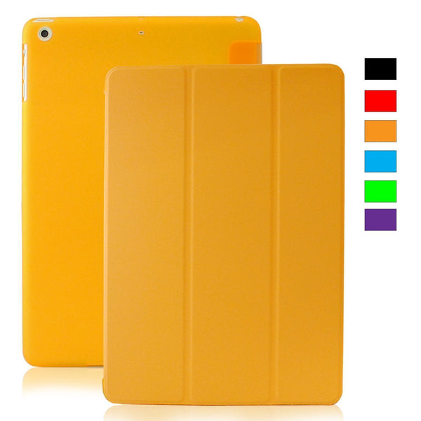iPad Mini / iPad Mini Retina / iPad Mini 3 Dual Orange SEE-THRU Case
