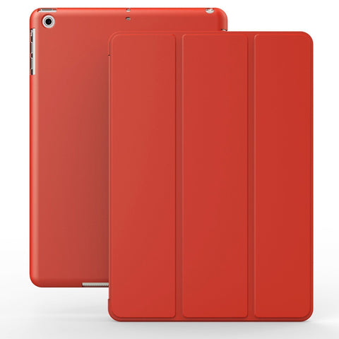 iPad 2/3/4/Retina Dual Red Case