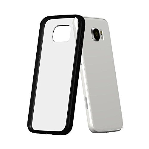 Samsung Galaxy S7 Case - Hybrid Black