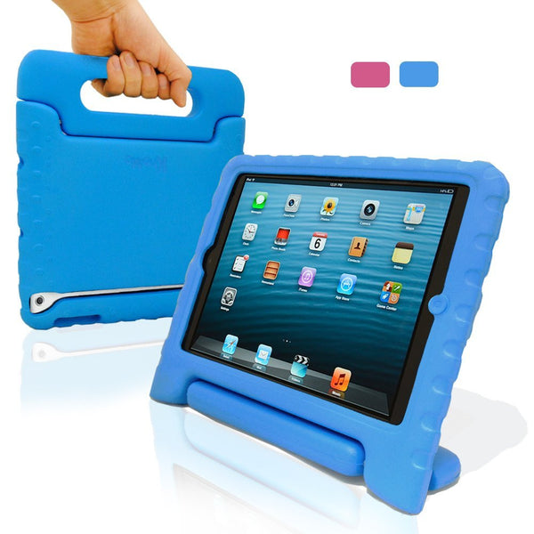 Apple iPad 2 / iPad 3 / iPad 4 SAFEKIDS Case - Blue