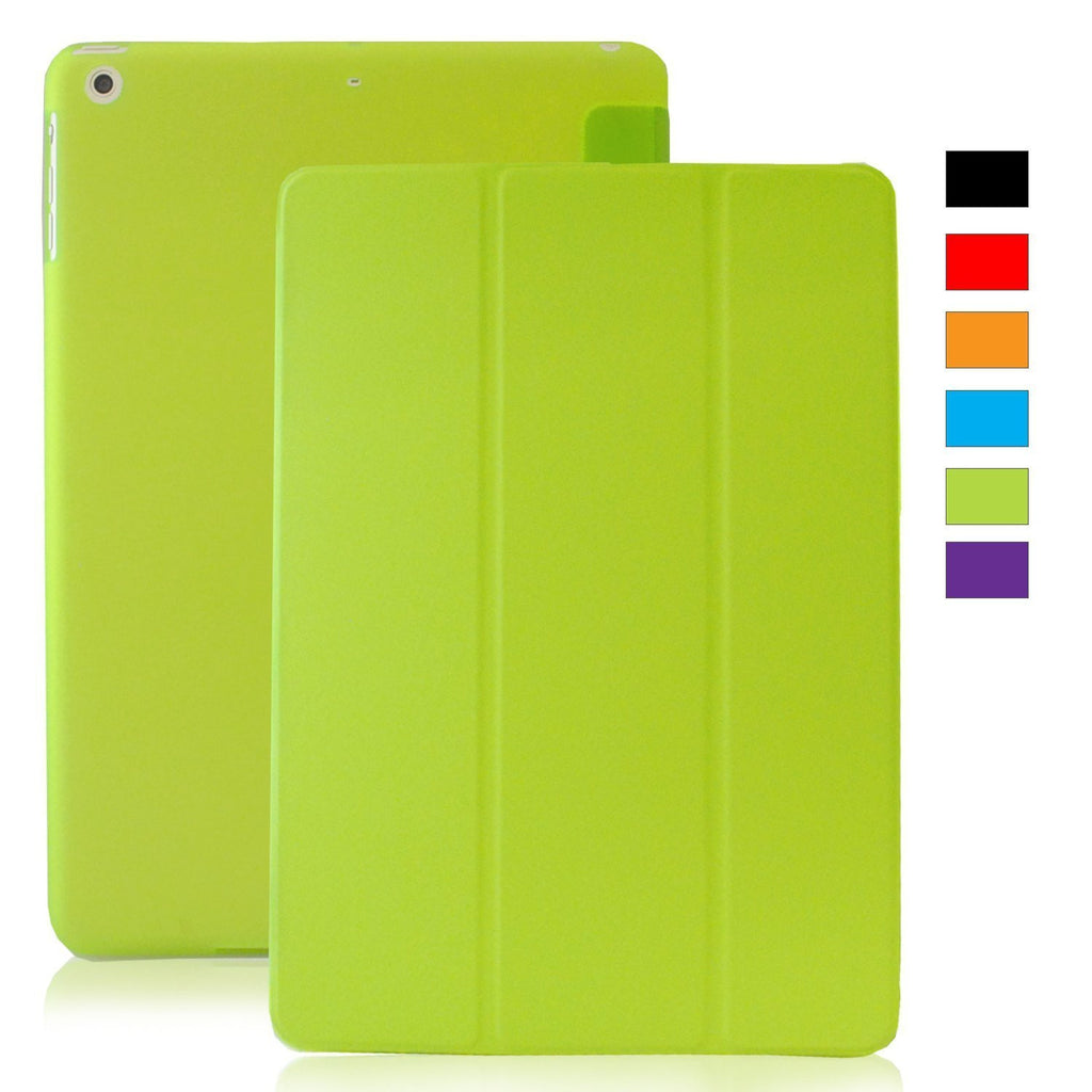 iPad Mini 4 Dual Green SEE-THRU Case