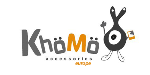KHOMO ACCESSORIES EUROPE logo