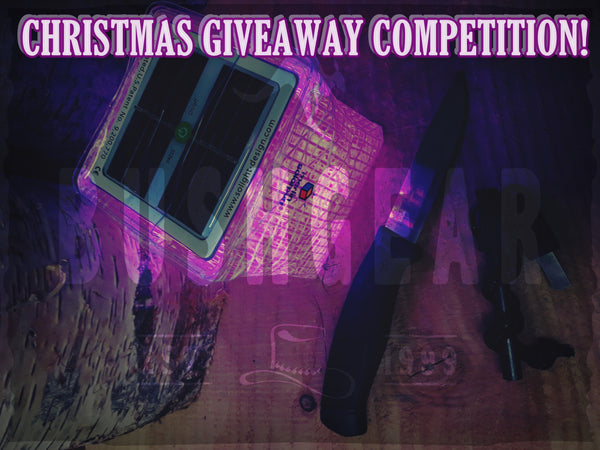 Bushgear Christmas Giveaway Competition 2019!