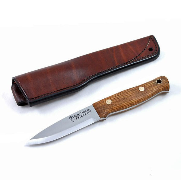 Ten Great Knives For Bushcraft