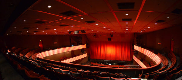 The Orchard Theatre in Dartford