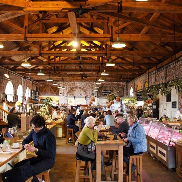 The Goods Shed - Canterbury