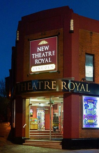 The New Theatre Royal