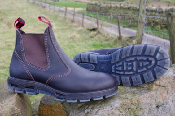 "A Shining Review of Our Redback Boots published in ""GLASS"" The Green Lane Association"