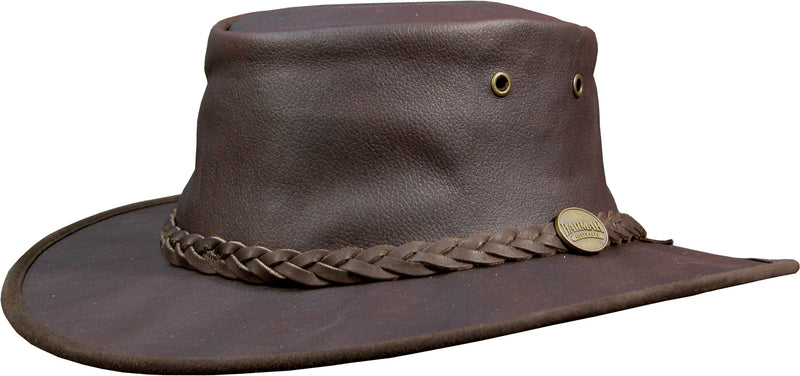 1019 Sundowner Roo Barmah Hat brown Kangaroo Hats Bushgear UK