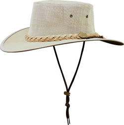 Barmah Hat Canvas Drover 1057 Shop UK