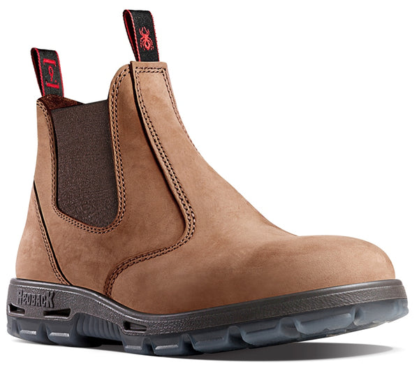 Redback Boots UBCH Crazy Horse Suede Bushgear UK
