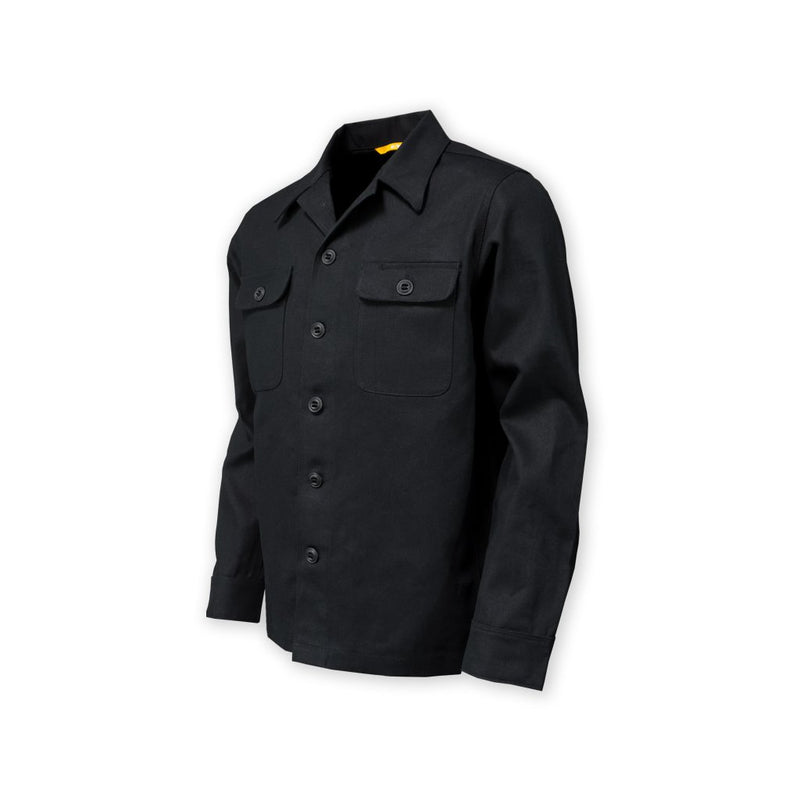 Prometheus Design Werx DRB Woodsman Werx Shirt - Black Cotton Canvas